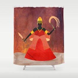Yansa Shower Curtain