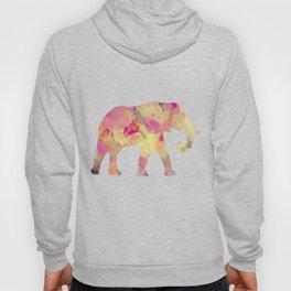 Abstract Elephant II Hoody