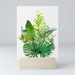 Leaves Mini Art Print