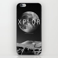explore iPhone & iPod Skins featuring EXPLORE by openact