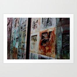 FDR Art Print