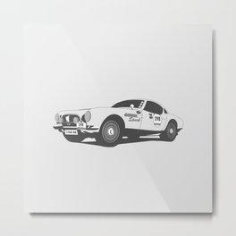 Pegaso z102 Metal Print