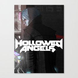 Hollowed Angels #1 Canvas Print