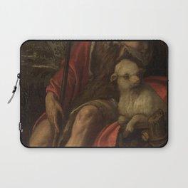 Paolo Veronese - Saint John the Baptist Laptop Sleeve