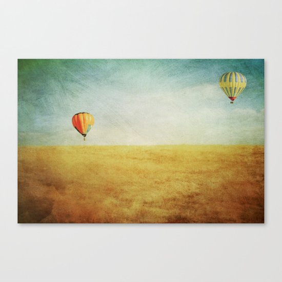 Free To Dream Canvas Print
