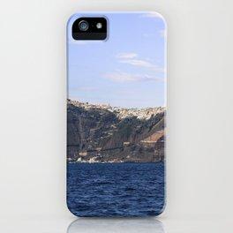 Santorini, Greece 17 iPhone Case