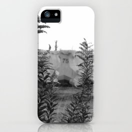Forgoten place iPhone Case