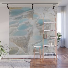 ancient calcium famous geological Wall Mural