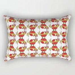 Crab! Rectangular Pillow