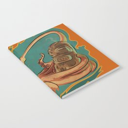 Squid & Tiki Notebook