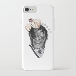 The Thought of Touch iPhone Case
