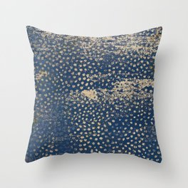 Modern Abstract Painting Throw Pillow