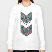 tropical Long Sleeve T-shirts featuring TROPICAL by gasponce