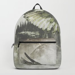 Wilderness in my heart Backpack
