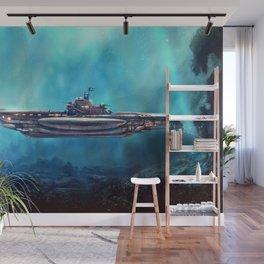 Pirate Submarine Wall Mural