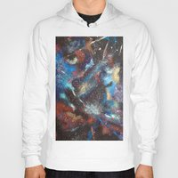 "courage Hoodies featuring ""Courage"" by Kasia Pawlak"