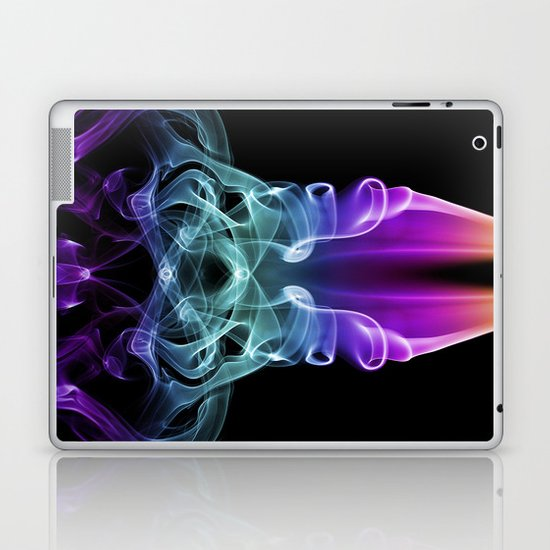 Smoke Photography #33 Laptop & iPad Skin