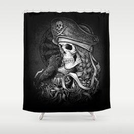 Winya No. 52 Shower Curtain