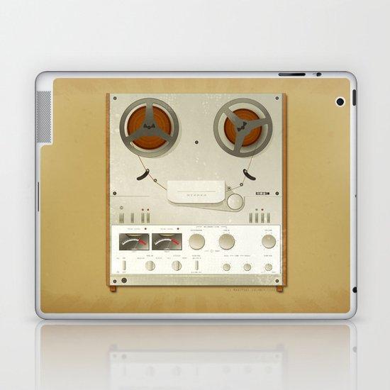 REEL TO REEL Laptop & iPad Skin
