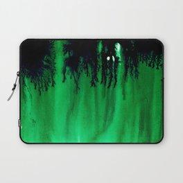 Emerald Bleed Laptop Sleeve