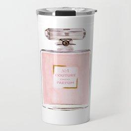 Pink Parfum Travel Mug