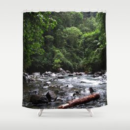 Current Shower Curtain
