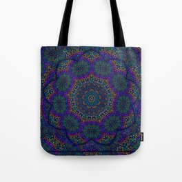 Mysterious Lace  Tote Bag