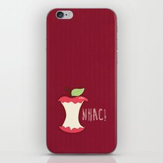 A apple a day... iPhone & iPod Skin