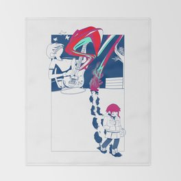 This One Girl Throw Blanket
