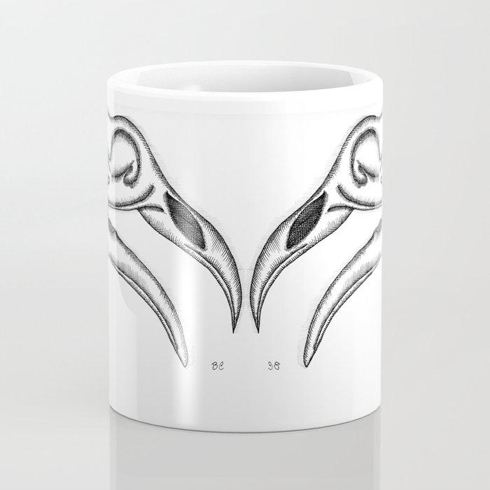 """""""El último vuelo"""" Coffee Mug"""