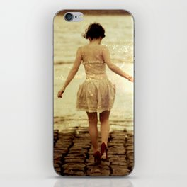 Love With A Vengeance iPhone Skin