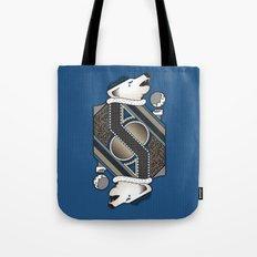 Wolf Card. Tote Bag