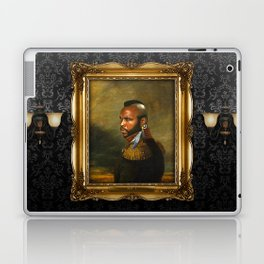 Mr. T - replaceface Laptop & iPad Skin