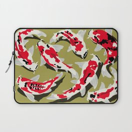 Koi Carp Zen Laptop Sleeve