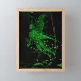 TITANIA Framed Mini Art Print