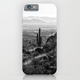 Climbing Camelback iPhone Case