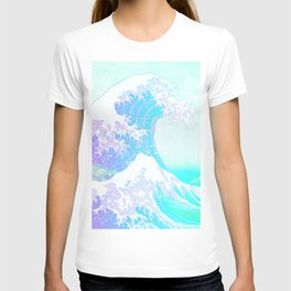 The Great Wave Unicorn T-shirt