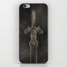 Legend of Zelda: Link Sword iPhone & iPod Skin