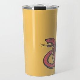 vipera color Travel Mug