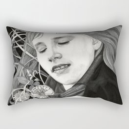 dreaming Rectangular Pillow