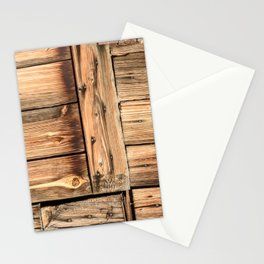 Ancient Mariner's Wood Stationery Cards