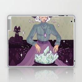 Crystal Witch Laptop & iPad Skin