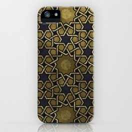 Ornaments of Islamic Arts iPhone Case