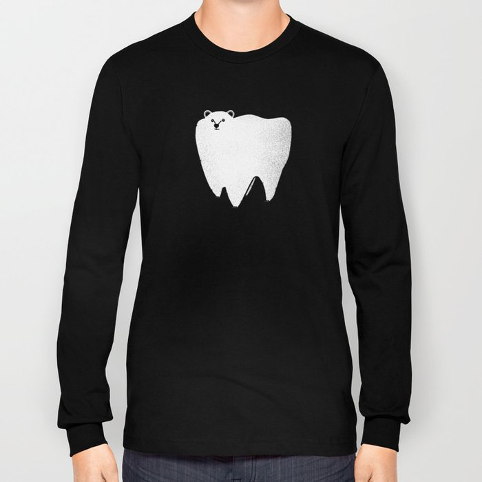 Molar Bear Long Sleeve T-shirt