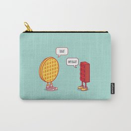 Friends Reunited Carry-All Pouch