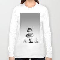 blur Long Sleeve T-shirts featuring Blur by cumminsproject