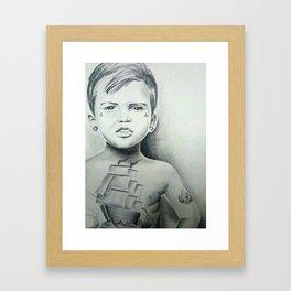 Jacoby Framed Art Print