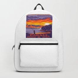 Pawnee National Park Backpack