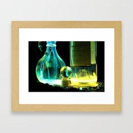 Glow #115/ Moscato D'Asti Framed Art Print