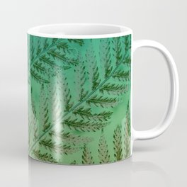 Autumn Elements Colorful Leaf Coffee Mug